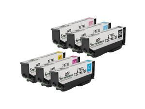 Speedy Inks Remanufactured Ink Cartridge Replacement for Epson 277XL High-Capacity Light Cyan