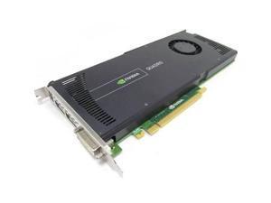 Nvidia Quadro 4000 2GB GDDR5 PCI-E DVI/&DisplayPort Video Card Dell P//N 038XNM