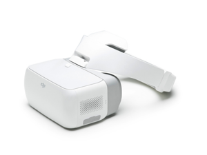 DJI Goggles FPV Flight Headset, White, CP.PT.000672