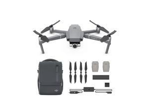DJI Mavic 2 Zoom Drone Quadcopter Camera with  two-times optical zoom (24mm – 48mm) + Fly More Kit Accessories Combo