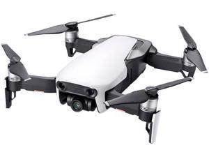 Refurbished: DJI MAVIC AIR Single Unit (NA) Portable Collapsible Quadcopter Drone, 3-Axis Gimbal with 4K, 32 MP Camera - Arctic ...