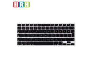 b222bb93063 HRH Turkish Language Keyboard Cover Protector for MacBook Air 13 and for  MacBook Pro ...