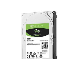 Seagate 4TB Barracuda Sata 6GB/s 128MB Cache 2.5-Inch 15mm Internal Bare/OEM Hard Drive (ST4000LM024) note: drive is 1/2 inch thick