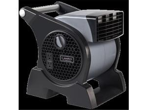 Lasko Pro-Performance High Velocity Utility Fan - Carrying Handle, Circuit Breaker