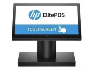 "HP ElitePOS G1 Retail System 141, 14"" All-in-One POS Terminal , Celeron 3965U, 2.2GHz, 8GB, 128 GB,  Windows 10 Processor - 1MV68UT#ABA"