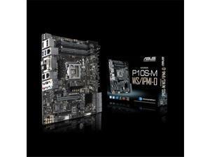 ASUS P10S-M WS/IPMI-O Micro ATX Server Motherboard LGA 1151 Intel C236