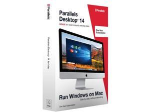 Parallels PD14-BX1-1Y-US Desktop 14 for Mac