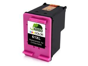 JARBO Replacement HP 61XL Ink Cartridge 1 Tri Color1 Pack With