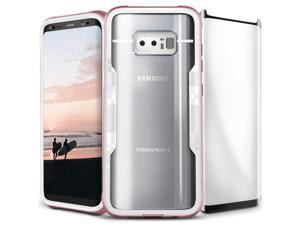 Zizo SHOCK 2.0 Series compatible with Samsung Galaxy Note 8 Case Military Grade Drop Tested with