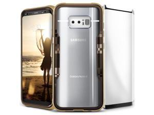 Zizo SHOCK 2.0 Series compatible with Samsung Galaxy Note 8 Case Military Grade Drop ...