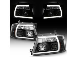Spyder Auto 444-FF15004-HL-G2-SM Projector Headlight
