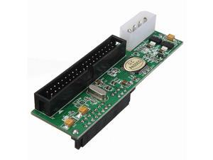 2.5/3.5 Hard Drive Serial SATA to ATA IDE PATA Card 40 Pin Converter Adapter #DYHD993