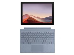 "Microsoft Surface Pro 7 2 in 1 PC Tablet 12.3"", i5 10th Gen, 256GB, 8GB RAM, Platinum, Windows 10 OS, With Platinum Type Cover"