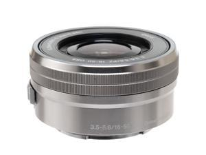 Sony SELP1650 - 16 mm to 50 mm - f/3.5 - 5.6 - Zoom Lens for Sony E