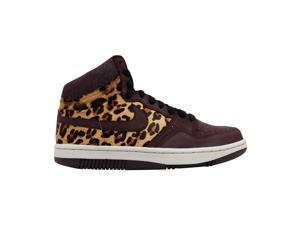 differently 232b1 9a4d8 Nike Court Force Hi Premium Madeira Madeira-Black Cheetah Women s ...