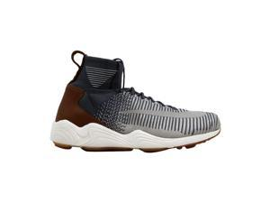 02f71f7397c0 Nike Zoom Mercurial XI 11 Flyknit Dark Grey Pale Grey 844626-003 Men s Size