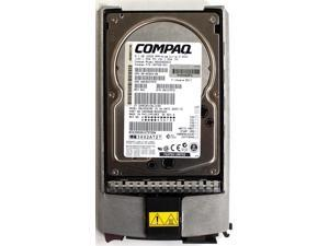 9.1GB U3 10K SCSI hotpluggable Genuine 163587-001