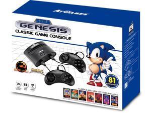 Sega Genesis Classic Game Console 2017 Version - 81 Built-in Games