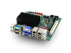 Mitac PD12TI CC Mini-ITX Motherboard w/ Intel Atom D2500 CPU, Dual LAN, D2500CCE