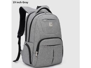 dfbd2f775ff Casual 18 19 Inch Laptop Backpack Large Computer Backpack Bag for Notebook  ...