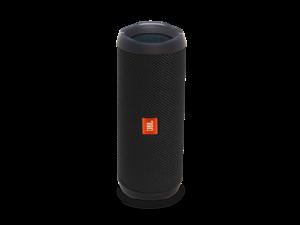 JBL Flip 4 Portable Waterproof Bluetooth Speaker (Black)