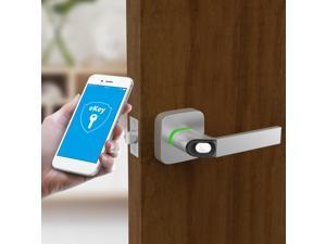 Ultraloq UL1 Bluetooth Enabled Fingerprint and Key Fob Smart Lock