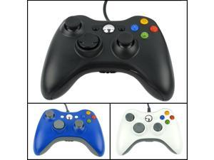 New USB Wired Game Controller Gamepad Joystick for Microsoft Xbox 360 and PC