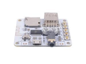 Bluetooth Audio Receiver Module 4.1 USB TF Micro SD Card Decoding Board Preamp Output for Car Speaker By DIY FZ2078