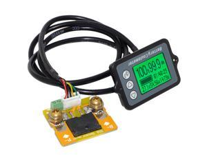 50A Battery Coulometer TK15 Professional Precision Battery Tester for LiFePo Coulomb Counter