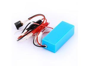 12V DC Input CCFL Inverter Tester CCFL Lamp Test Tool Repairing Cable For LCD TV Laptop Screen Backlight Repair