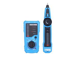 Multi-functional Handheld Wire Tester Tracker Line Finder Cable Testing Tool Wire Diagnostic-tool for Network Maintenance