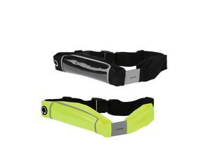 Waist Nylon Pouch Mobile Phone Bag Adjustable Sport Running Waterproof Phone Case