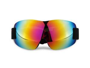 UV400 Anti-fog Windproof Mask Spherical Ski Glasses Wind Snow Ski Goggles