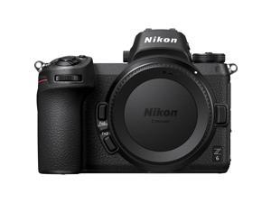 Nikon Z6 Mirrorless Digital Camera (Body Only)(Intl Model)