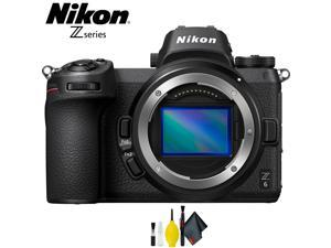 Nikon Z6 Mirrorless Digital Camera (Body Only) Intl Model