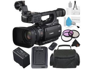 Dual Pack Bundle Compatible with Sony DCR-IP1 TrueVue Anti Glare Digital Camcorder Screen Protector Lexerd