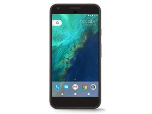 Google Pixel XL 128GB G-2PW2100 GSM + CDMA Factory Unlocked 4G LTE 5.5'' AMOLED Display 4GB RAM 12.3MP Camera Phone - Quite Black