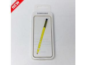 Original Official Samsung S Pen Stylus, Bluetooth enabled, for Galaxy Note 9 - Yellow/Blue