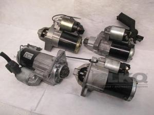 2008 Ford Escape Starter Motor Oem 95k