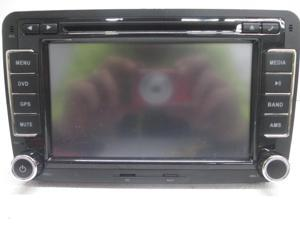 Aftermarket Dvd Navigation Media Display Radio W Gps Sd Card For 2010 Jetta Lkq