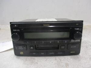 toyota rav4 2002 stereo replacement