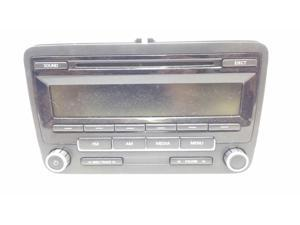 12 13 14 Volkswagen Jetta Radio Receiver Am