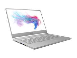 "MSI Laptop P65 Creator 8RE-073 Intel Core i7 8th Gen 8750H (2.20 GHz) 16 GB Memory 512 GB NVMe SSD NVIDIA GeForce GTX 1060 6GB w/MaxQ 15.6"" 144hz Windows 10 Pro 64-Bit"