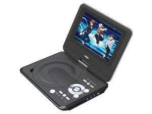 "Naxa NPD952 9"" TFT LCD Swivel-Screen Portable DVD Player"