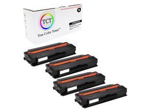 Compatible High Yield MLT-D115L 115L Toner Cartridge Use for Samsung Xpress SL-2820DW SL-2820ND SL-M2830 Printer Black 6-Pack
