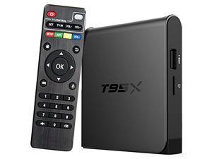 Amalen T95X Blu-Ray Player with Wi-Fi, Black (2016)