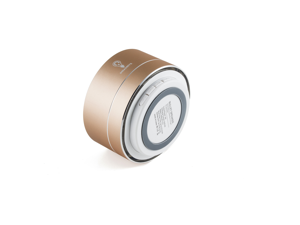 New! The Bullet Bluetooth Speaker, Metallic Gold - Online Only