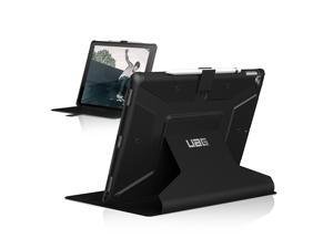 UAG Folio iPad Pro 12.9-inch (2nd Gen, 2017) & iPad Pro 12.9-inch (1st Gen, 2015) Metropolis Feather-Light Rugged [BLACK] Military Drop Tested iPad Case
