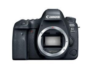 Canon EOS 6D Mark II 26.2MP Full-Frame Digital SLR Camera (Body Only)