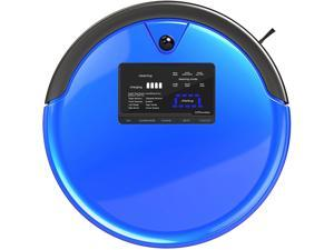 bObsweep PetHair Plus Robotic Vacuum Cleaner and Mop, Cobalt - 726670294650